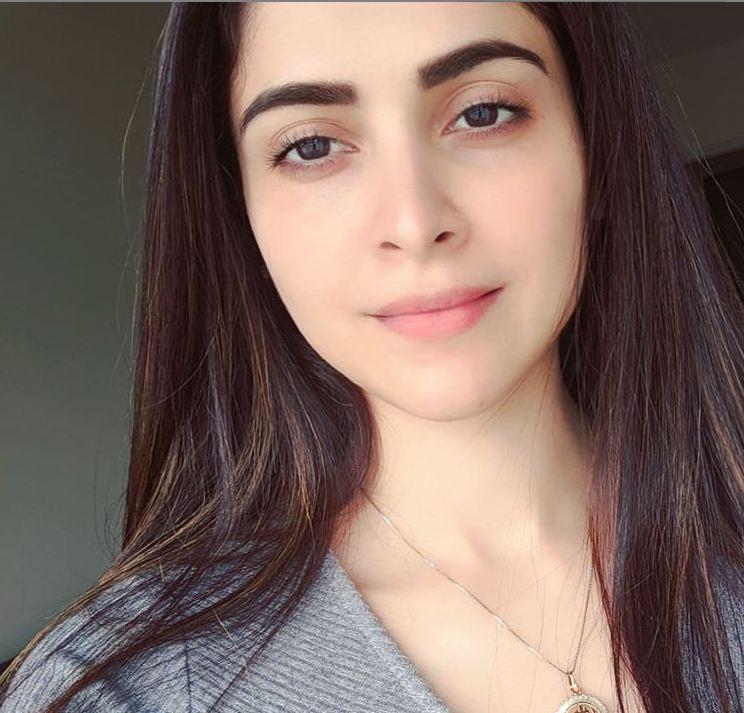 Pakistani Actress Arij Fatyma