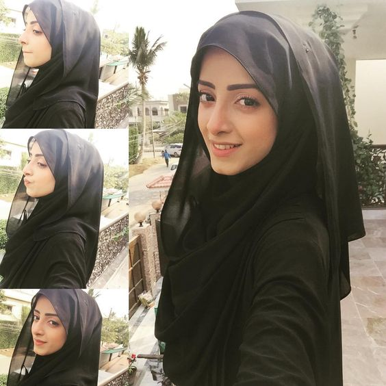 Famous Pakistani Actresses in Hijab shocked us! 8 sanamchaudhry