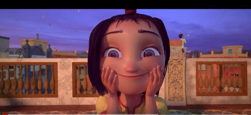 Sitara animated movie