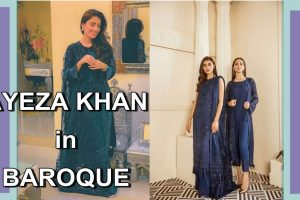 ayeza khan in baroque