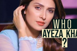 Who is ayeza khan