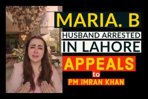 Designer Maria B husband arrested on sending coronavirus positive servant home