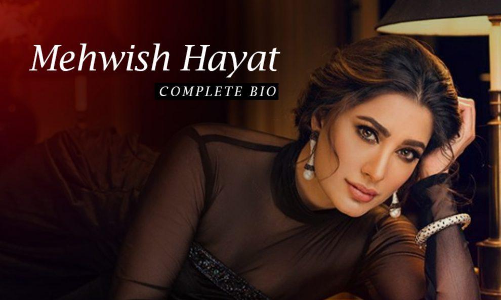 Mehwish Hayat Latest Bio