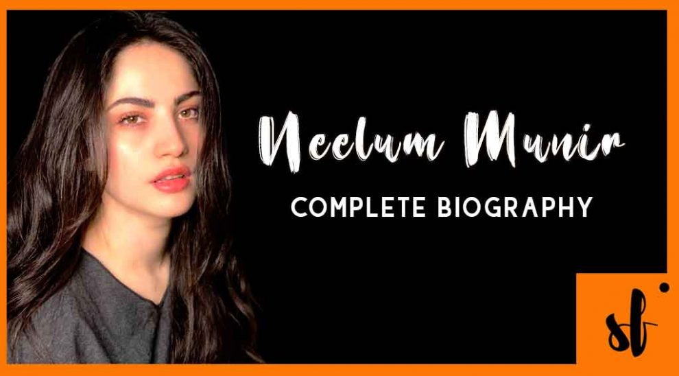 Neelum Muneer Dramas and Pictures