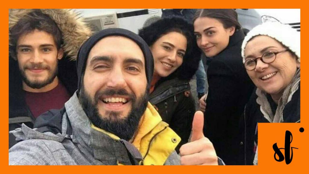 Cast of Ertugrul Ghazi Behind the Scenes