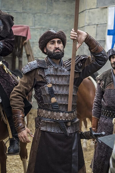 Ertugrul Ghazi Cast Season 1 to 5 | Real life names of Ertugrul Cast and crew 30 Abdurrahman Alp 1 1