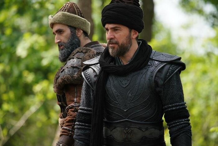 Ertugrul Ghazi Cast Season 1 to 5 | Real life names of Ertugrul Cast and crew 31 Abdurrahman Alp 2 1