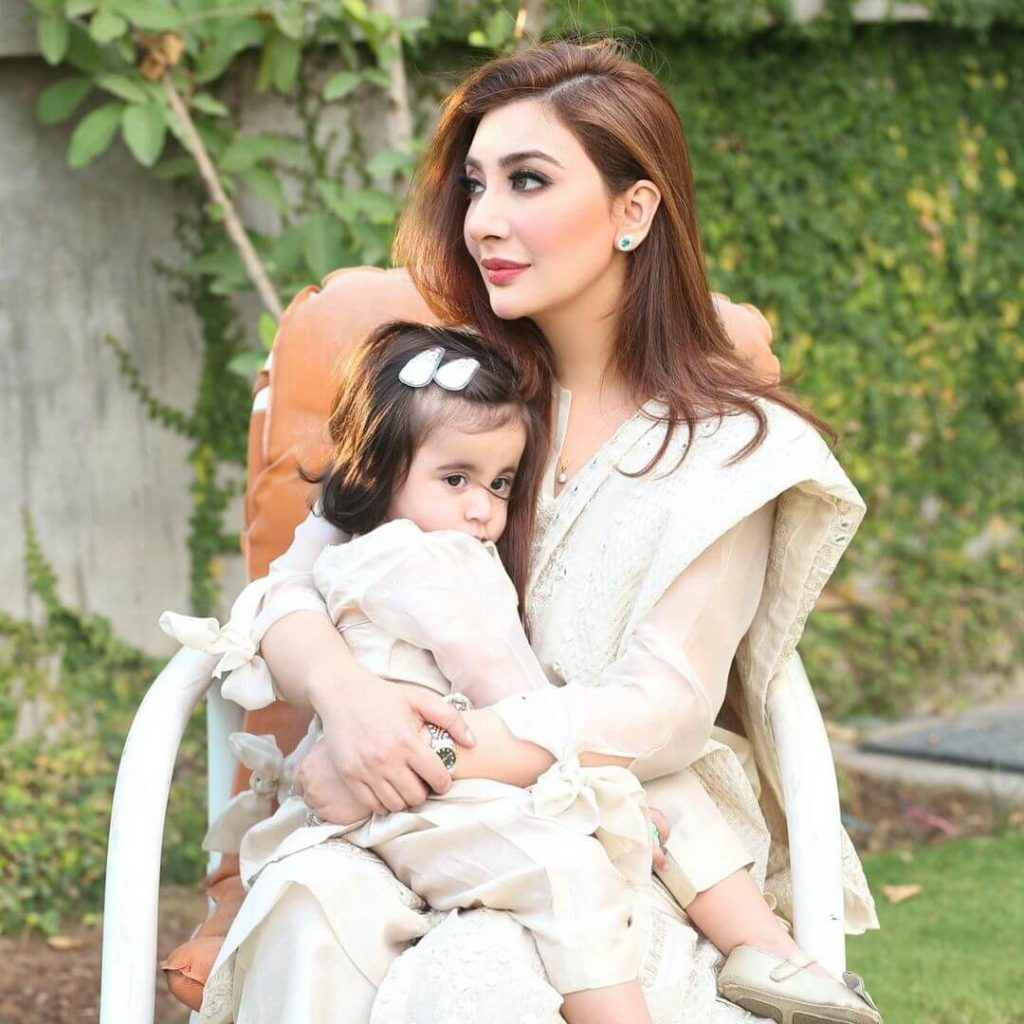 Aisha Khan Eid Pictures