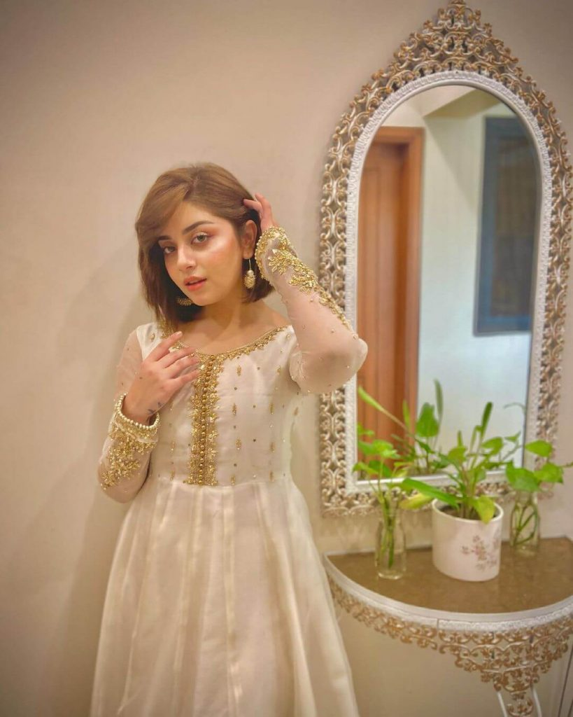 Alizeh Shah Eid Outfit