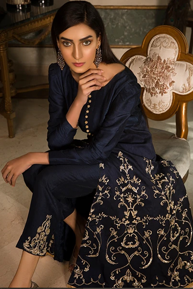 Amazing Mahum Asad Clothing Formal Collection 2020 1 Anarkali 2