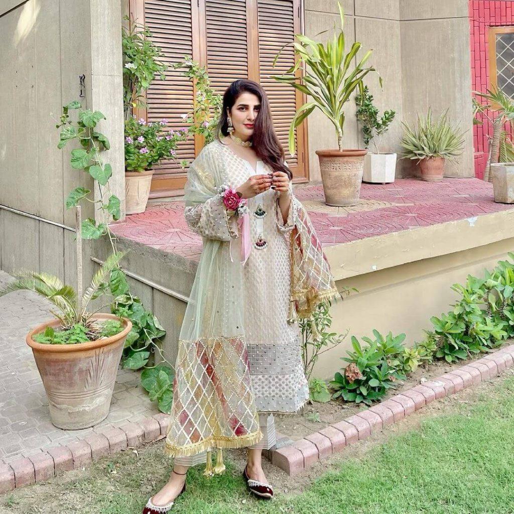 Areeba Habib Eid Picture
