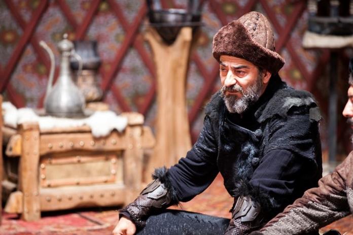 Ayberk Pekcan aka Artuk Bey in Dirilis Ertugrul 2 Artuk Bey 1 1