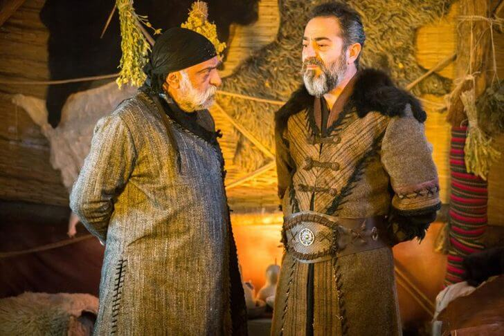 Ertugrul Ghazi Cast Season 1 to 5 | Real life names of Ertugrul Cast and crew 40 Artuk Bey 2