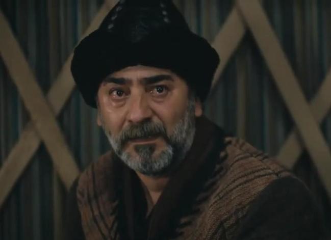 Ayberk Pekcan aka Artuk Bey in Dirilis Ertugrul 4 Artuk Bey 3 1