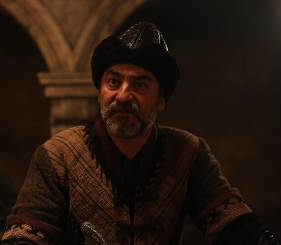 Ertugrul Ghazi Cast Season 1 to 5 | Real life names of Ertugrul Cast and crew 44 Artuk Bey 6
