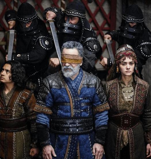 Artuk Bey Ertugrul Cast : Ayberk Pekcan