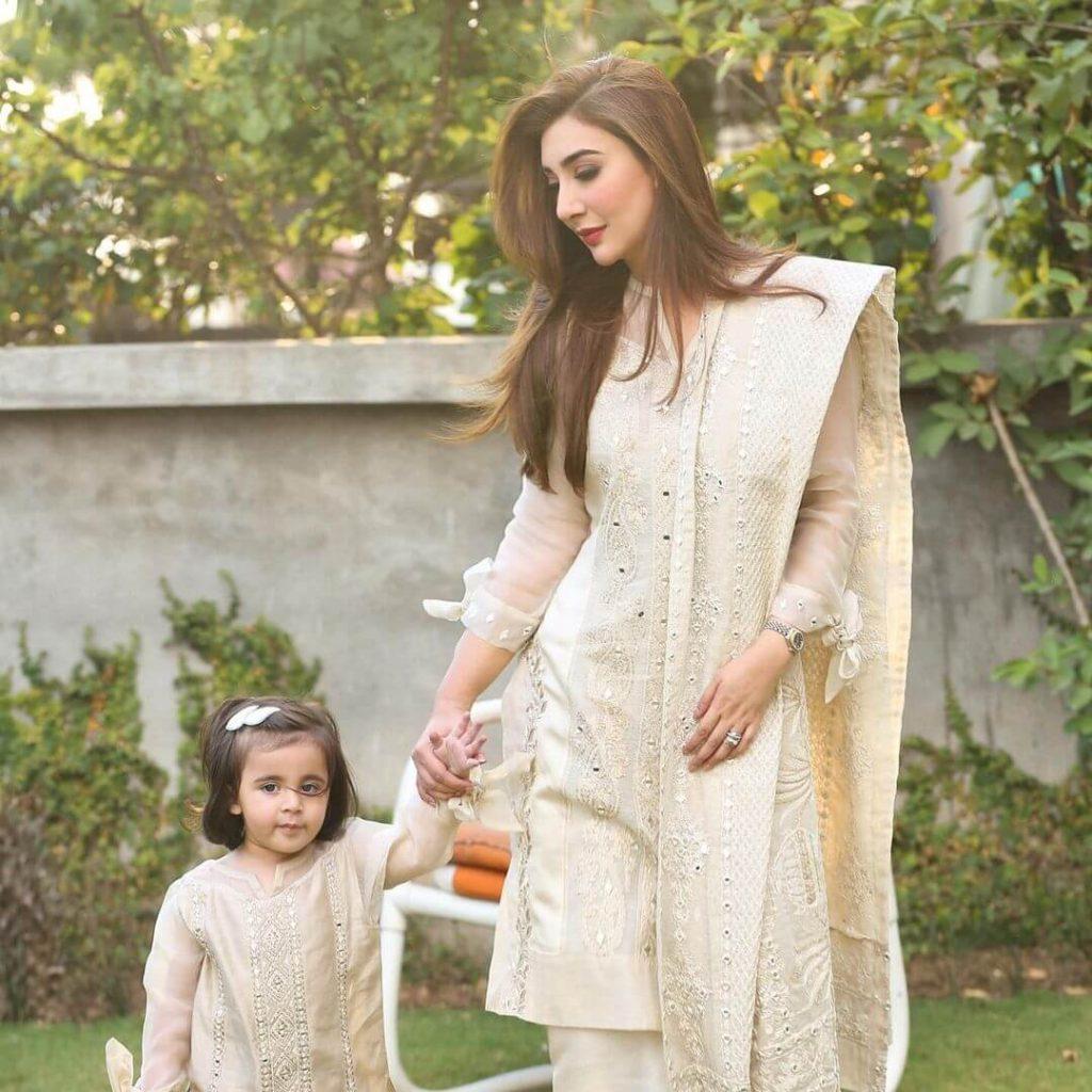 Ayesha Khan Latest Dress Collection
