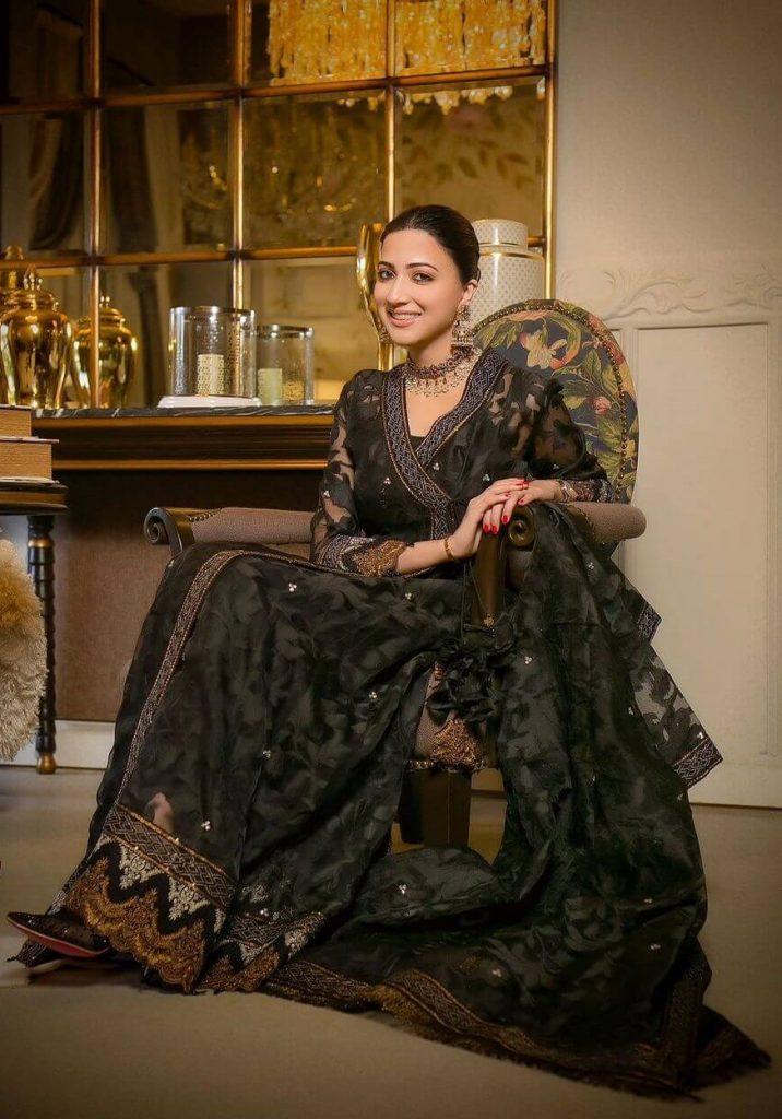 Aymen Saleem Eid Outfit