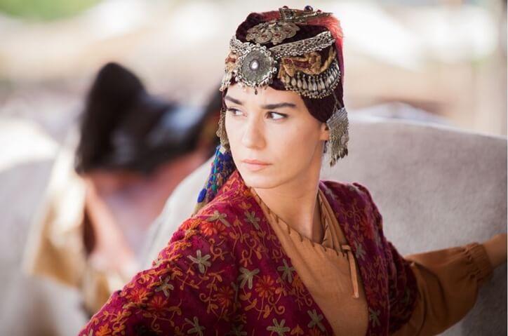 Ertugrul Ghazi Cast Season 1 to 5 | Real life names of Ertugrul Cast and crew 73 Burcu Kiratli as Gökçe 1