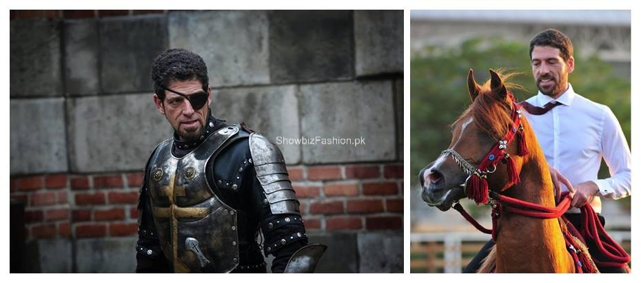 Ertugrul Ghazi Cast Season 1 to 5 | Real life names of Ertugrul Cast and crew 114 Cemal Hünal as Ares 2 horz