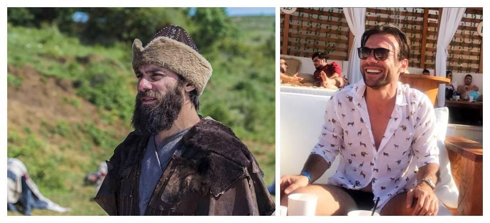 Cavit Çetin Güner as Dogan Bey Ertugrul actors