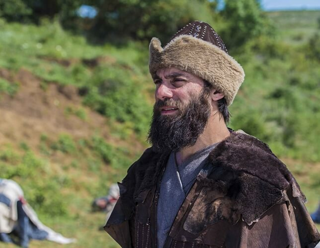 Ertugrul Ghazi Cast Season 1 to 5 | Real life names of Ertugrul Cast and crew 55 Dogan Bey 2