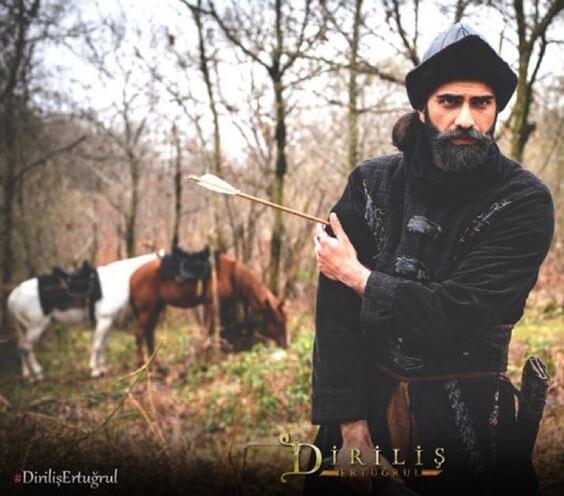Ertugrul Ghazi Cast Season 1 to 5 | Real life names of Ertugrul Cast and crew 24 Dumrul Alp 3 1