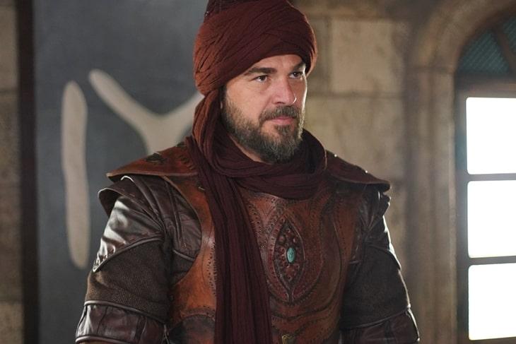 Engin Altan as Ertrugal Bey in Dirilis