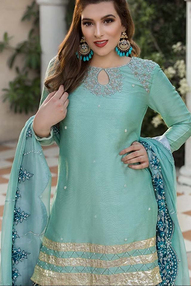 Amazing Mahum Asad Clothing Formal Collection 2020 12 Feroza 2 min