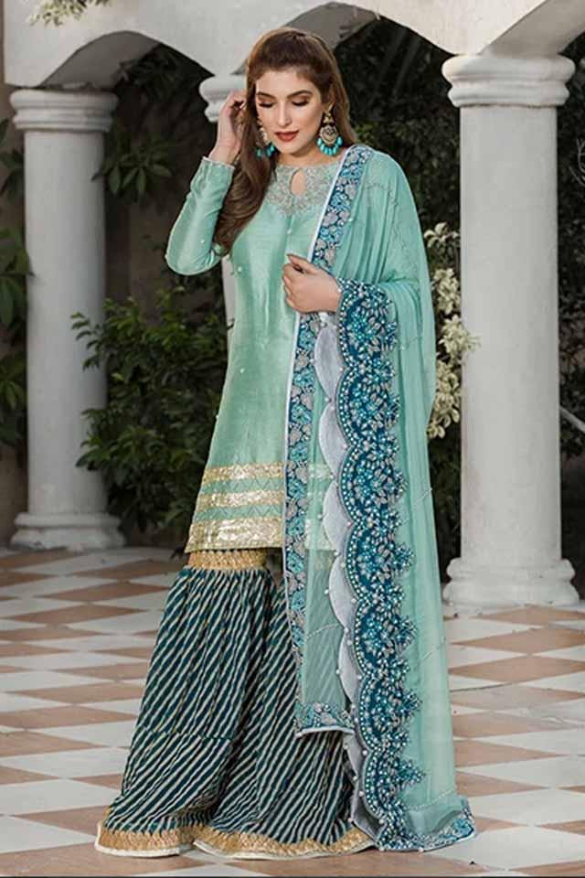 Amazing Mahum Asad Clothing Formal Collection 2020 13 Feroza min