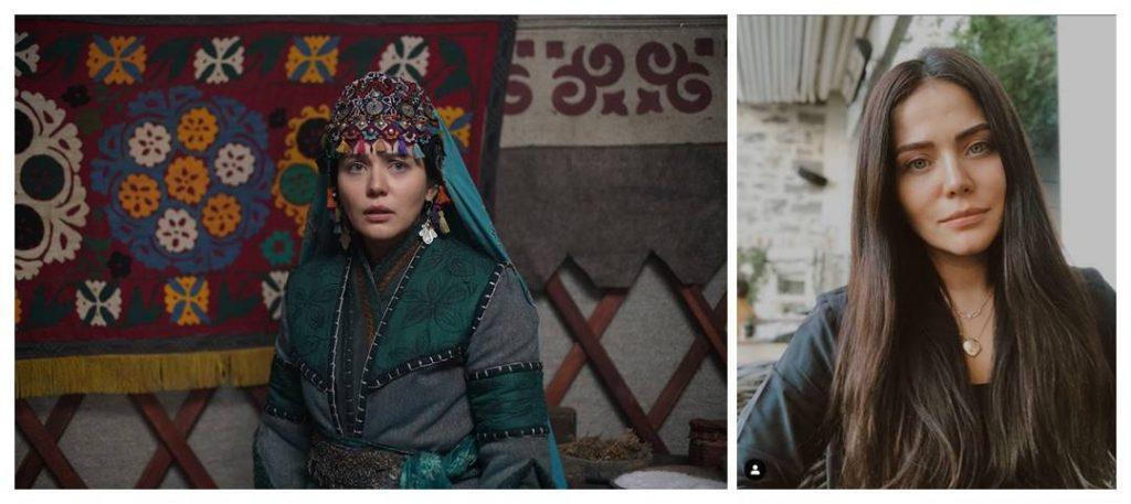 Helena Hafsa Hatun actress Burcin Abdullah