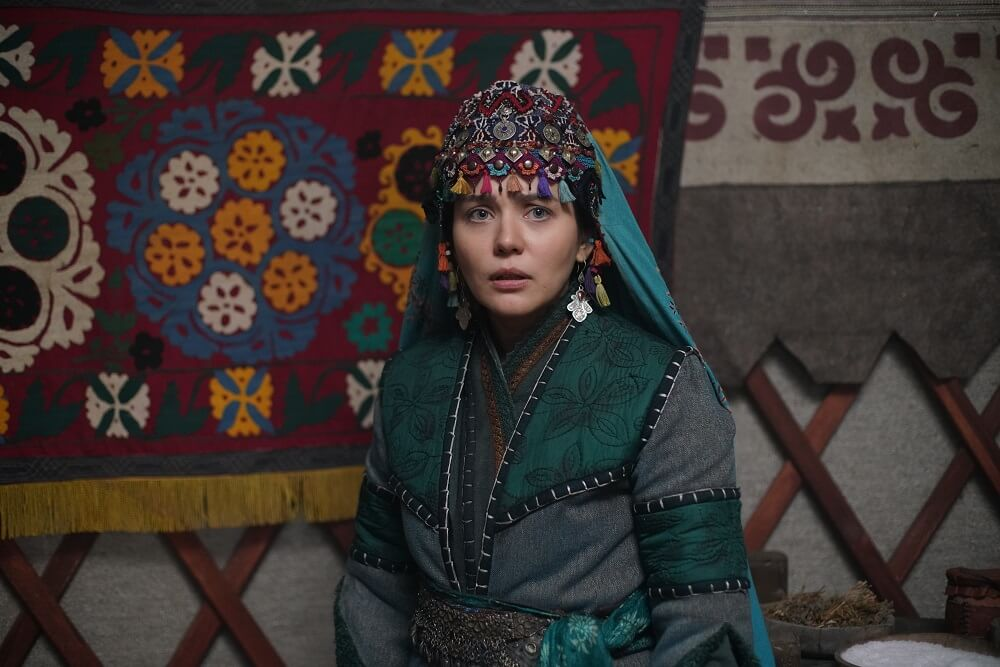 Ertugrul Ghazi Cast Season 1 to 5 | Real life names of Ertugrul Cast and crew 32 Hafsa Hatun 1