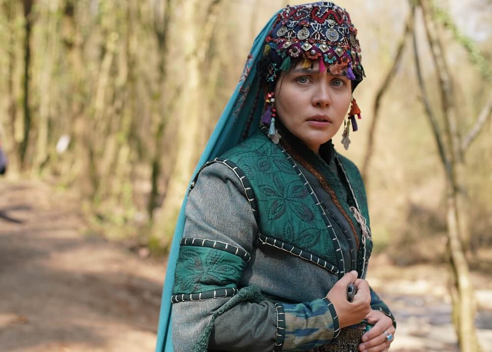 Ertugrul Ghazi Cast Season 1 to 5 | Real life names of Ertugrul Cast and crew 33 Hafsa Hatun 2