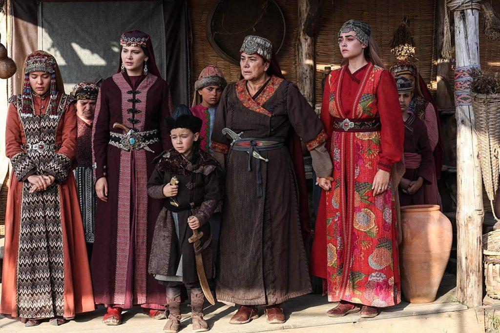 Ertugrul Ghazi Cast Season 1 to 5 | Real life names of Ertugrul Cast and crew 34 Hafsa Hatun 3