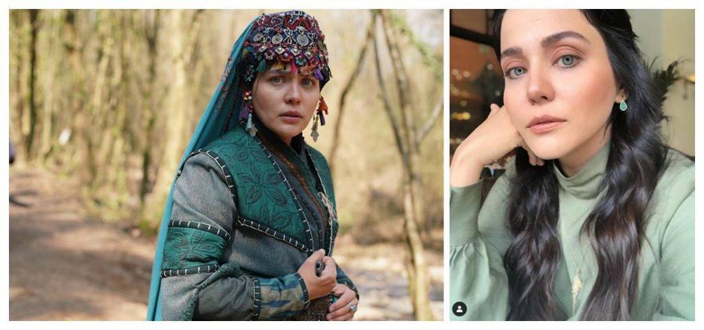 Hafsa Hatun actress Burcin Abdullah