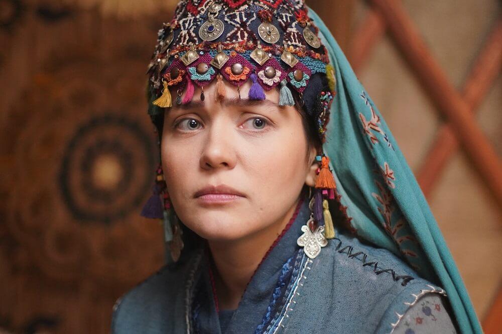 Ertugrul Ghazi Cast Season 1 to 5 | Real life names of Ertugrul Cast and crew 35 Hafsa Hatun 4