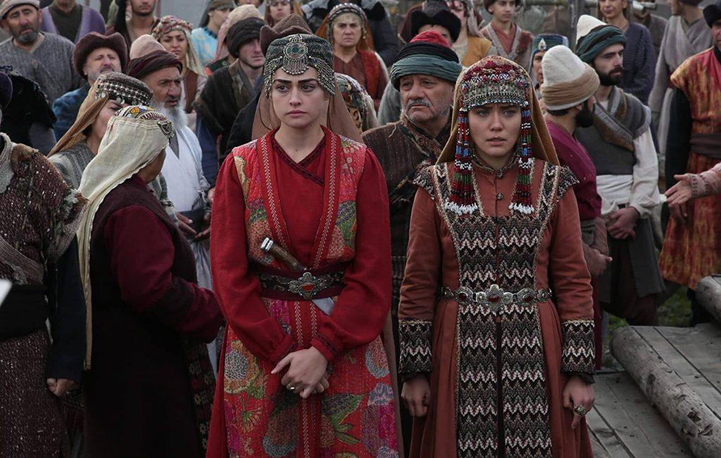 Ertugrul Ghazi Cast Season 1 to 5 | Real life names of Ertugrul Cast and crew 38 Hafsa Hatun 8