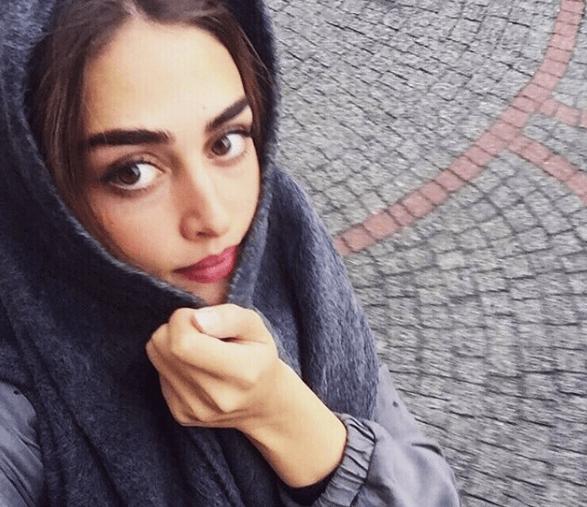 Halime Hatun actress name