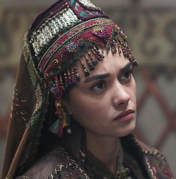 Ertugrul Ghazi Cast Season 1 to 5 | Real life names of Ertugrul Cast and crew 103 Hande Soral as Ilbilge Hatun 1
