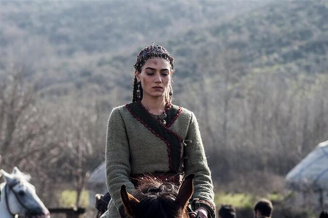 Ertugrul Ghazi Cast Season 1 to 5 | Real life names of Ertugrul Cast and crew 111 Hande Subasi as Aykiz 2