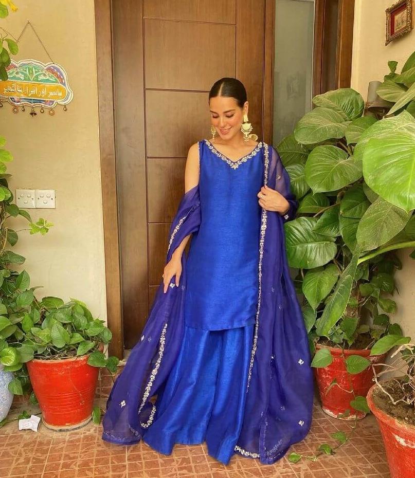 Iqra Aziz Eid Dress