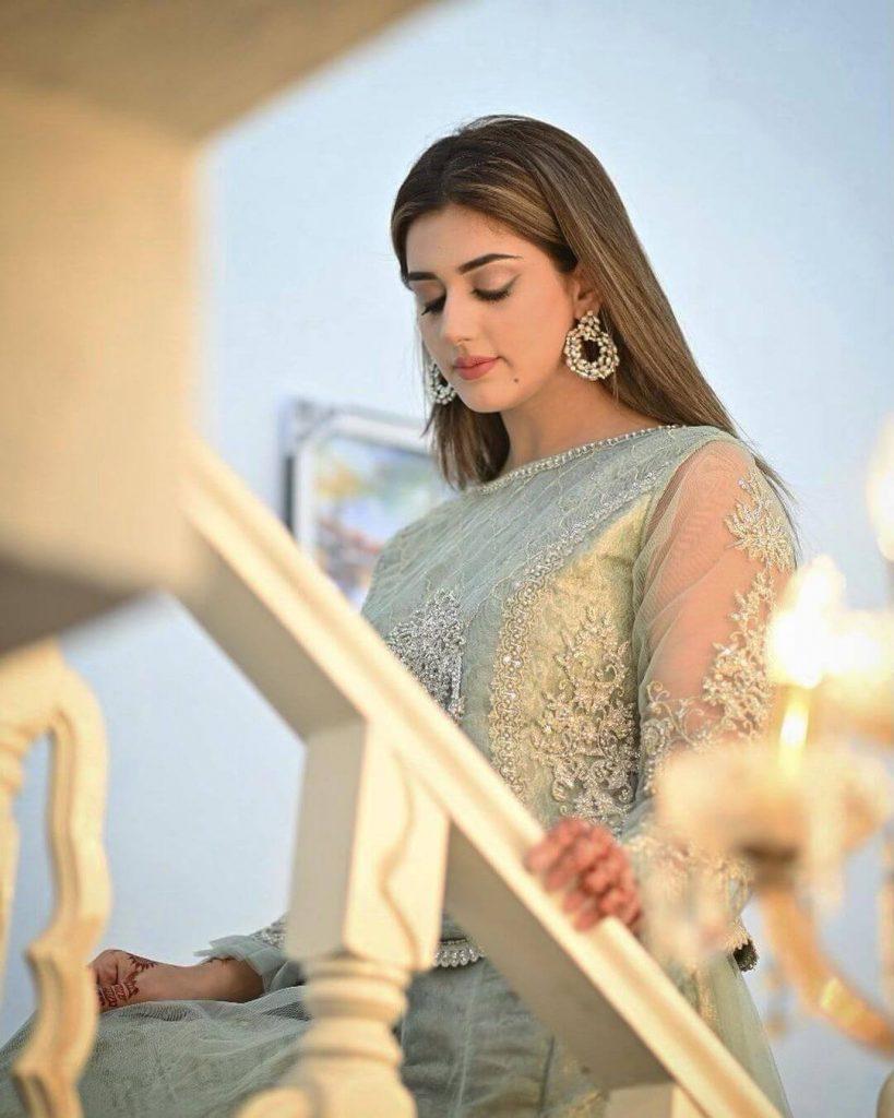 Jannat Mirza Eid Pictures