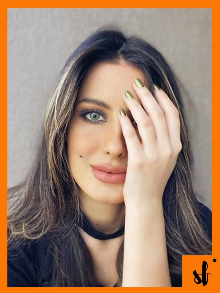 Instagram Blogger Roza is the New Mehwish Hayat Doppelganger 1 LADY ROZA