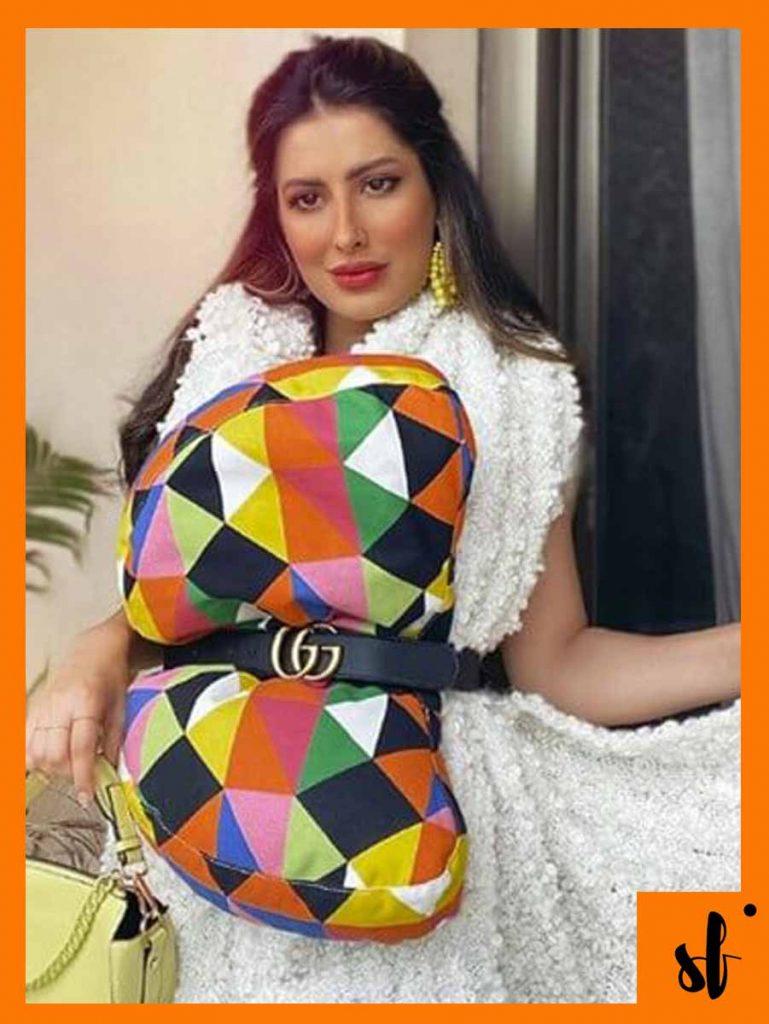 Instagram Blogger Roza is the New Mehwish Hayat Doppelganger 7 LADY ROZA MEHWISH HAYAT LOOK ALIKE