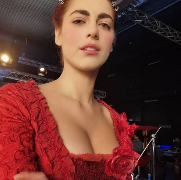 Actress Miriam Leone Sunny Wednesday Picture on Instagram goes viral 3 MIRIAM LEONE HOT PICTURES 1