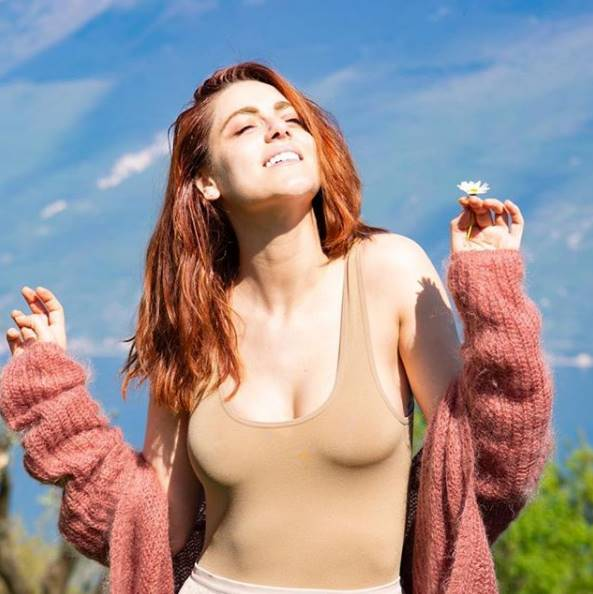 Actress Miriam Leone Sunny Wednesday Picture on Instagram goes viral 9 MIRIAM LEONE HOT PICTURES 7