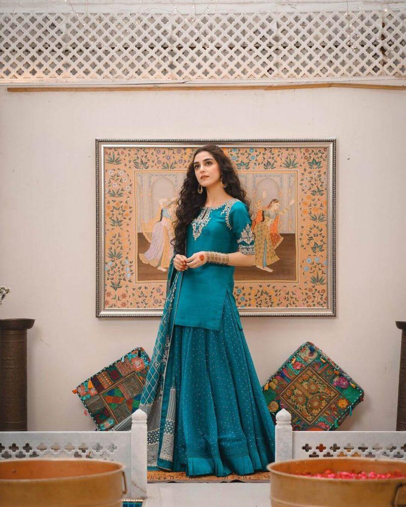 Maya Ali Eid Collection