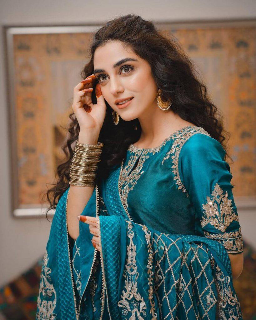 Filmstar Maya Ali Eid picture