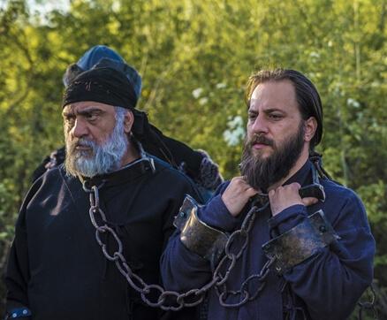 Ertugrul Ghazi Cast Season 1 to 5 | Real life names of Ertugrul Cast and crew 90 Mehmet Çevik as Deli Demir 1