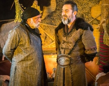 Ertugrul Ghazi Cast Season 1 to 5 | Real life names of Ertugrul Cast and crew 91 Mehmet Çevik as Deli Demir 2